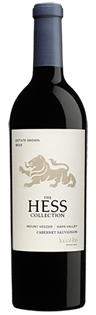 Hess Collection Cabernet Sauvignon Mount Veeder 2013 750ml